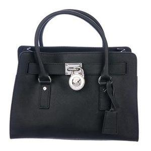 Michael Kors small Hamilton satchel